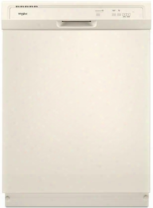 """Wdf130paht 24"""" Built-in Dishwasher With 3 Wash Cycles 63 Dba Sound Level Removable Water Filtration System Star-k Compliant And Heated Dry In"""