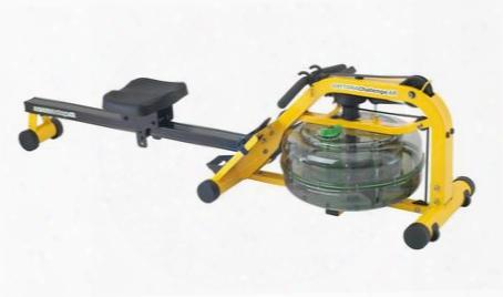 Horizontal Series Daytona Daytona Challenge Adjustable Resistance Indoor Rower With Multilevel Monitor With Usb Port Height Adjustable Foot Plates Ergonomic