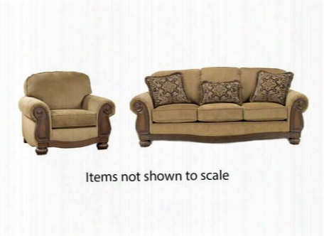 Lynnwood Collection 68500sc 2-piece Living Room Set With Sofa And Living Room Chair In