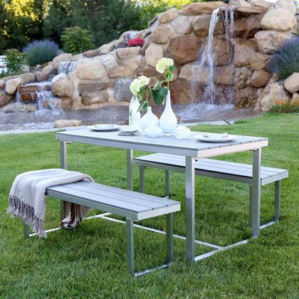 Oaw4sgy2b All-weather 3-piece Dining Set -