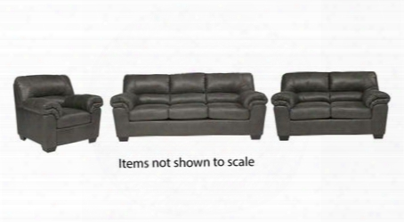 Bladen Collection 12001slc 3-piece Living Room Set With Sofa Loveseat And Living Room Chair In