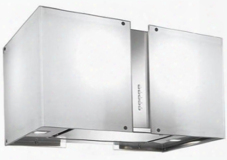 """Is27murfrost 27"""" Murano Frost Series Range Hood Offer 940 Cfm 4-speed Electronic Controls Delayed Shut-off Filter Cleaning Reminder And In"""