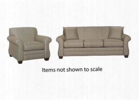 Maverick Collection 3990fcfc1239sc 2-piece Living Room Set With Sofa And Living Room Chair In