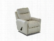 """Ikon Collection LV91603H-RRC-DO-MO 29"""" Leather Reclining Rocking Chair with Single Chair Cushion Cowhide & Vinyl Upholstery and Track Arms in Durango and"""