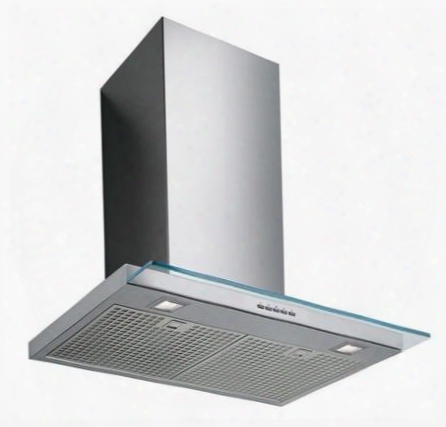 "Wl36venice 36"" Venice Wall Series Range Hood With 940 Cfm Halogen Lights 4 Speed Electronic Controls In Stainless"