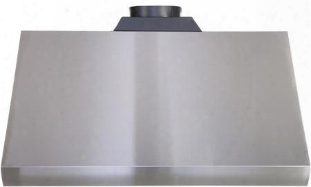 """Krh3605u 36"""" Pro-style Under Cabinet Range Hood With 900 Cfm 2 Led Lights 15 Minute Delay Off And Stainless Steel Dishwasher Safe Baffler Filter In"""