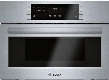 "HMC80252UC 800 Series 30"" Speed Oven with 1.6 cu. ft. Capacity SpeedChef 10 Level Cooking Microwave Convection Cooking LED Lights and UL Certification in"