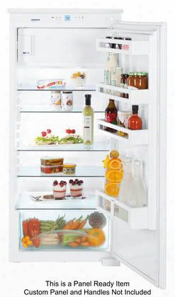 """Hc700b 22"""" Fully Integrated Refrigerator With 7.1 Cu. Ft. Total Capacity Freezer Compartment Supercool And Frostsafe Drawer In Panel"""