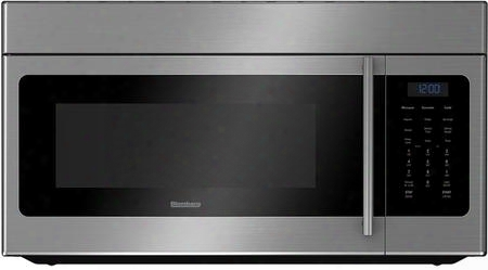 "Botr30200css 30"" Over The Range Convection Microwave Oven With 1.5 Cu. Ft. Capacity 300 Cfm Auto-weight Defrost Timer 900 Microwave Watts And 10 Power"
