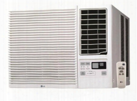 """Lw1216hr 24"""" Air Conditioner With Heating 12000 Btu Cooling Capacity 11200 Btu Heating Capacity 4 Way Air Direction Remote Control And Thermistor"""