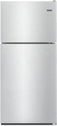 "Mrt311fffz 33"" Wide Top Freezer Refrigerator With Powercold Feature 21 Cu."