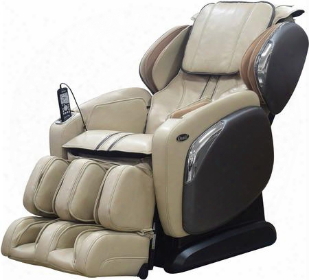 Os-4000ls-iv Massage Chairman With 6 Auto Massage Programs Heat On Lumbar Zero Gravity Position In