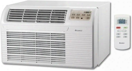 26ttw12hc230v1a Window And Wall Air Conditioner With 12000 Cooling Btu And 8600 Heating Btu 270 Cfm Air Flow 59 Dba Sound Level And Digital Thermostat Touch