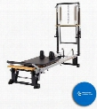 ST01067 V2 Max Plus Reformer with Patented Retractable Rope System Enhanced Srpings with Neoprene Spring Covers and Vertical