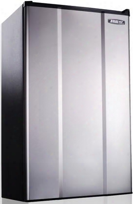 "3.6mf4ras 19"" Compact Refrigerator With 3.6 Cu. Ft. Capacity In Stainless"
