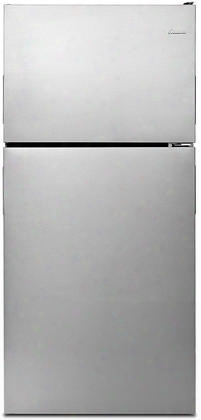 "Art348fffs 30"" Energy Star Qualified Built-in Top-freezer Refrigerator With 18.15 Cu. Ft. Total Capacity Humidity-controlled Garden Fdesh Crispers Gallon"