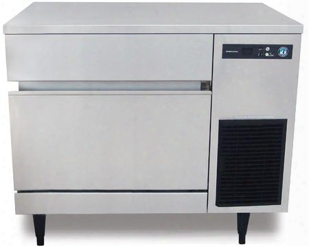 "Im-200baa 40"" Energy Star Qualified Undercounter Self-contained Ice Maker With 200 Lbs. Daily Ice Production 50 Lbs. Storage Capacity Square Ice Cubes"