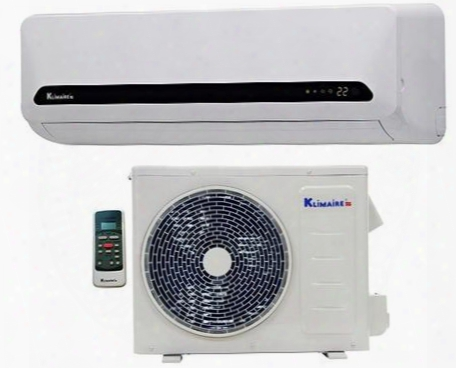Ksin009-h216-s Ductless Mini Split With 9000 Cooling Btu 10000 Heating Btu 540 Cfmand 37 Dba In