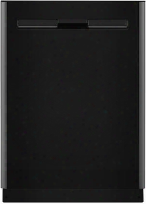 """Mdb8959sfe 24"""" Energy Star Qualified Built-in Dishwasher With 5 Wash Cycles 5 Wash Options Hard Food Disposer Powerblast Cycle 4-blade Stainless Steel"""