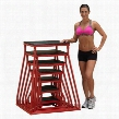 "BSTPBS5 Plyo Box Set (Includes 6"" 12"" 18"" 24"" 30"" 36"" and 42"" Plyo"