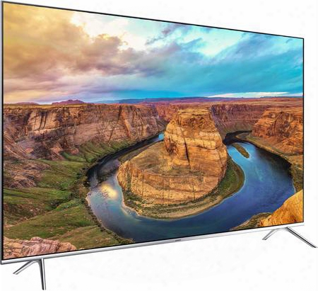 "Un49ks8500fxza 49"" Ks8500 8-series Curved 4k Suhd Tv (2016 Model) With Uhd Dimming Immersive Curved Suhd Picture Quality And Quantum Dot Color:"