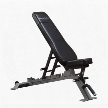 Sfid325 Proclub Line Adjustable Bench With 11-gauge Steel Construction And Adjustable Back And Seat