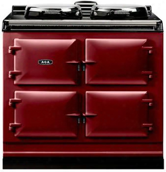 "Adc3gclt Cast Iron Dual Fuel Range With Dual Control Two 14.5"" Diameter Cast Iron Electric Hotplates And Three 1.5 Cu. Ft. Capacity Natural Gas Operated Ovens"