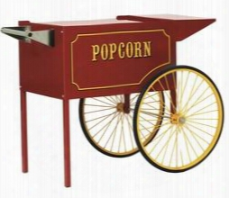 "3090010 46"" Theater Pop Large Cart For 12-oz. & 16-oz. Theater Pop Popcorn"