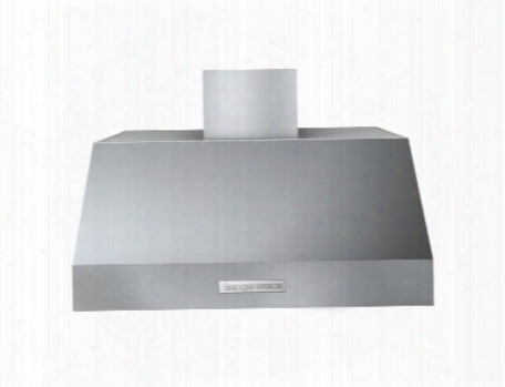 """Hp361bss 36"""" Csa Certified Pro Series Hood With 600 Cfm 1 Blower Stainless Steel Baffle Blowers And Electronic Buttons Control: Stainless"""