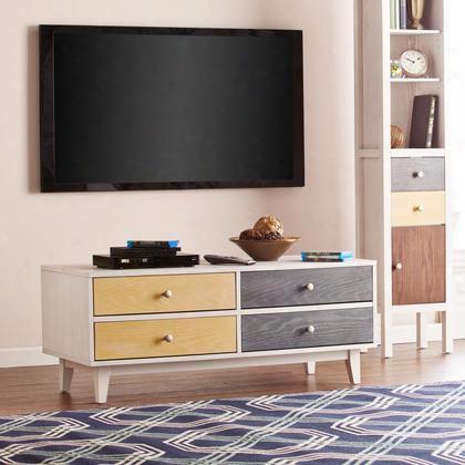 Ms8726 Cadman 4-drawer Tv