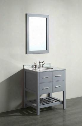 """Sb-250-1gr 30"""" Single Vanity In"""