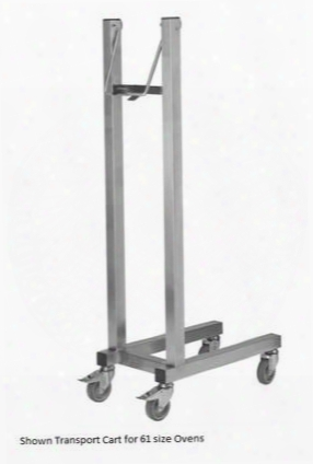 Trcart102 Transport Cart For 102 Size Bct Bcm Series Blodgett