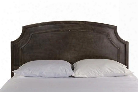 1795-670 Riviera Headboard - King - Rails Not Included Old World