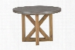 757-43TBKT Boulder Ridge Concrete Dining Table -