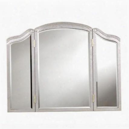 Mr3-1002sc 3 Fold Mirror 39 X0.75 X 30h In Silver /clear