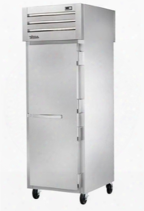 Sta1hpt-1s-1s Spec Series Pass-thru Heated Holding Cabinet With 31 Cu. Ft. Capacity Low-velocity Fans And Solid Front And Rear