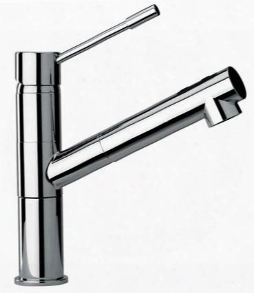 25568-92 Modern Single Lever Handle One Hole Kitchen Faucet Designer Rose Gold