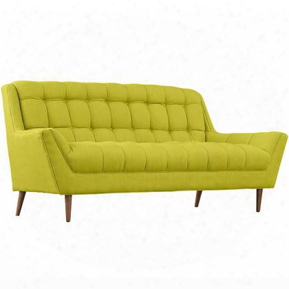 Eei-1787-whe Response Fabric Loveseat In