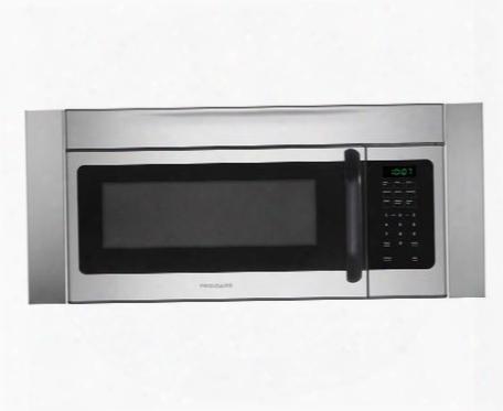 "Ffmv162ls 30"" Over The Range Microwave With Mwfilktss 6"" Filler"