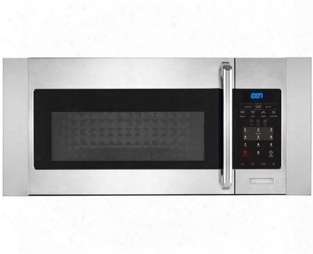 "Iq-touch Ei30sm35qs 30"" Over-the-range Convection Microwave With Mwfiktss 6"" Filler"