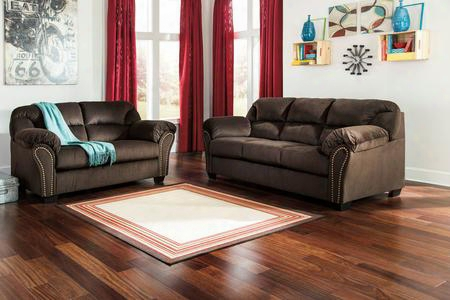 Kinlock Accumulation 33401sl 2-piece Living Room Set With Sofa And Loveseat In