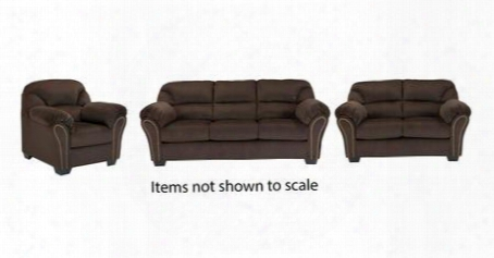 Kinlock Collection 33401slc 3-piece Livinng Room Set With Sofa Loveseat And Living Room Chair In