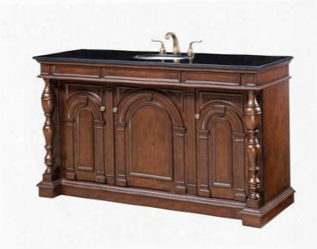Lf70b 60 Sink Vanity In Medium
