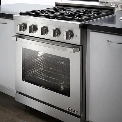 "Rnrp30gcngh 30"" Renaissance Series Slide-in Gas Range With 4 Sealed Simmersear Burners 5.2 Cu. Ft. Capacity 63000 Total Btu Illumina Oven And Burner"