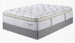 Mt Dana ET M95821/M81X22 Euro Top Mattress and Foundation Set in Full