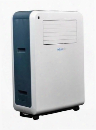 """Ac-12200e 30"""" High Portable Air Conditioner With 12000 Btu Capacity 3 Fan Speeds 24 Sixty Minutes Programmable Timer Dehumidification Function And Electronic"""