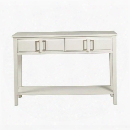 Ds-2171700-wh Console Table In