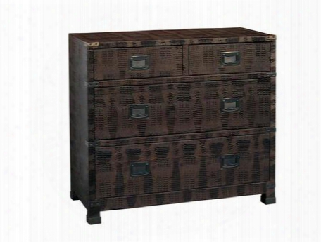 Ds-641156 Accent Chest In Bronze