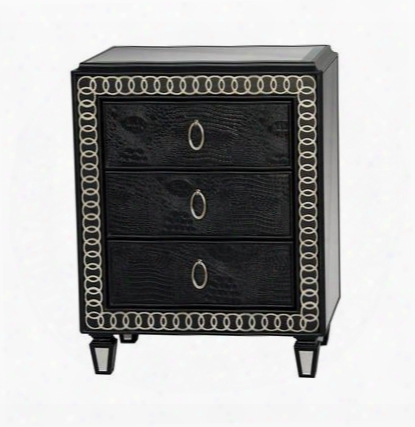 Ds-675030 Accent Chest In Black