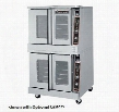 "MP-GD-20-S 38"" Moisture+ Deep Depth Convection Double Oven with 160000 BTU Total Power Solid State Controller Two Speed Fan with 3/4 HP Motor and Quartz"